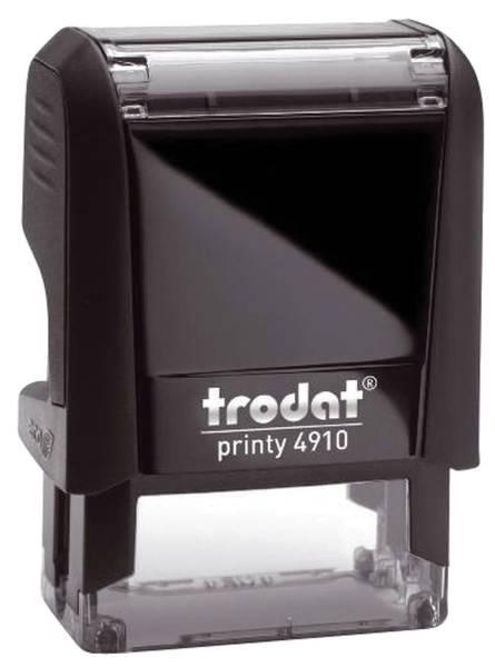 TRODAT Textstempel + Gutschein max.3 Zeilen 4910 Printy