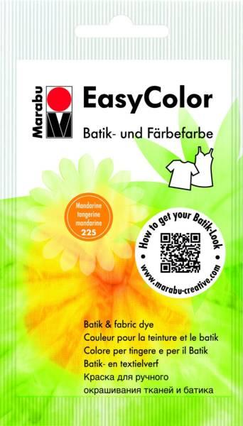 MARABU Batik-und Färbefarbe mandarine 1735 22 225 25g Easy