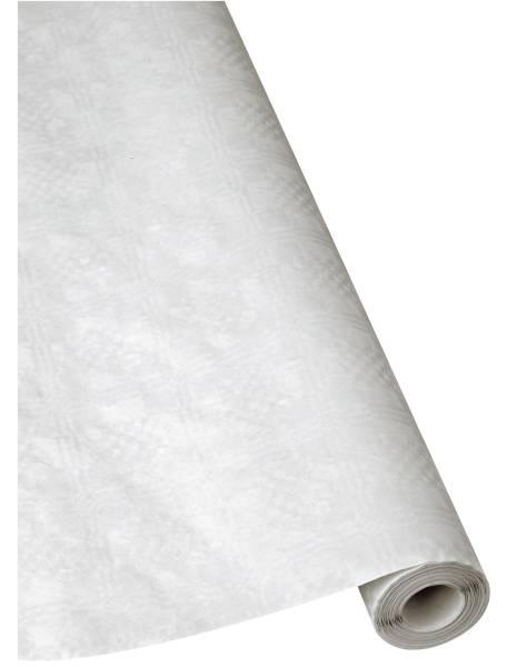 WEROLA Tischtuchrolle 100cmx50m weiß 2005 Damast Papier