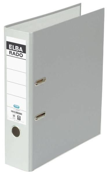 ELBA Ordner radolux grau 100022615 10417GR