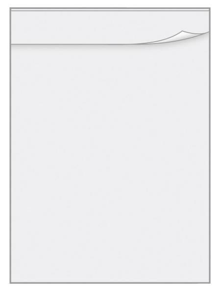 VELOFLEX Schreibfolie A5 Kunststoff 0450091