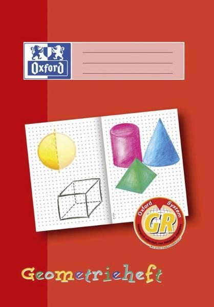 Schreiblernheft LIN GR A4, 16 Blatt, 90g qm, Geometrieheft