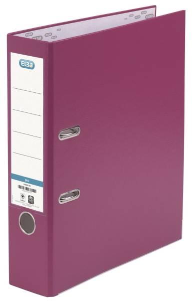 Ordner smart Pro (PP Papier) A4, 80 mm, pink