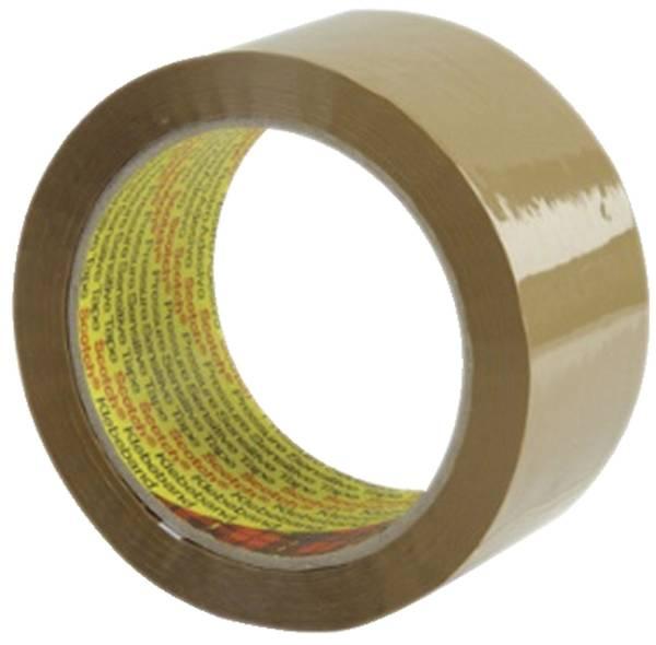 SCOTCH Verpackungsband 38mm 66m braun 371B3866 PP