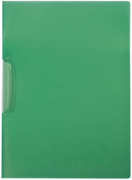 Klemm Mappe grün, Fassungsvermögen bis 25 Blatt