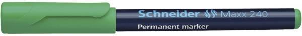 Permanentmarker Maxx 240, 1 2 mm, grün