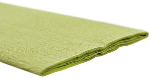 Krepppapier 50 x 250 cm weißgrün