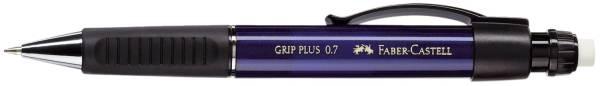 Druckbleistift GRIP PLUS 0,7 mm, B, metallic blau
