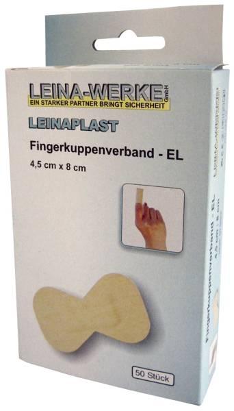 Fingerkuppenverband 50 Stück lose, 4,5 cm x 8 cm elastisch