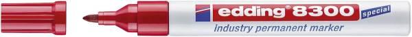 EDDING Industriemarker special rot 8300-002 1,5-3mm