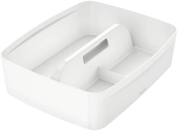 Sortierablage MyBox groß weiß