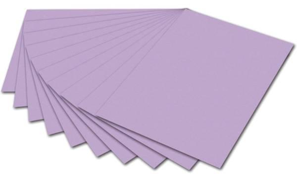 Tonpapier A4, lila