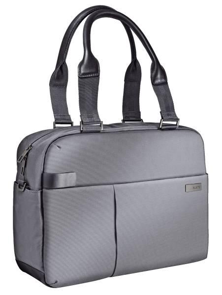 "Complete 3 3"" Shopper Tasche Smart Traveller Polyester, silber grau"