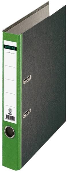 Standard Ordner A4, 52 mm, grün