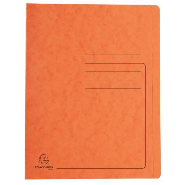 EXACOMPTA Schnellhefter A4 orange 39994E Colorspan