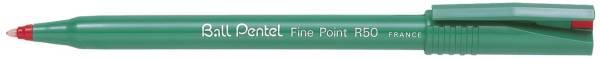 Tintenroller Ball R50, 0,4 mm, Schreibfarbe rot®
