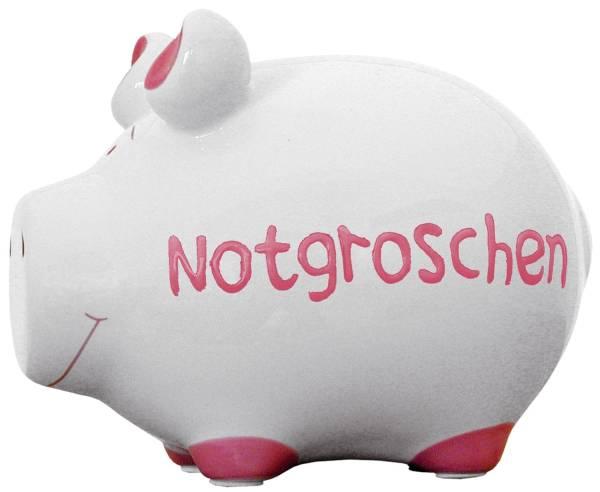 KCG Spardose Schwein klein 100493 Notgroschen