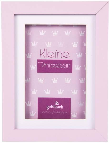 GOLDBUCH Bilderrahmen Prinzessin rosa 920512 f. 10x15cm