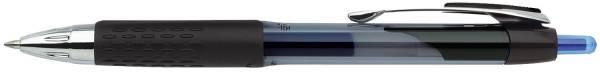 Gelroller Signo 207 0,4 mm, blau (dokumentenecht)