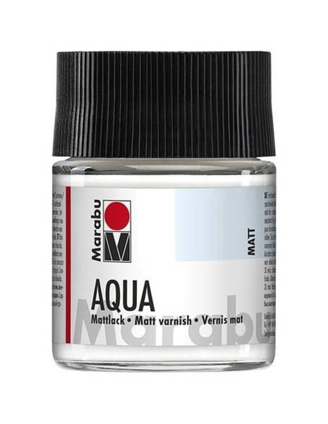 MARABU Klarlack Aqua matt 1136 05 000 50ml