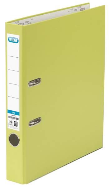 Ordner smart Pro (PP Papier) A4, 50 mm, hellgrün