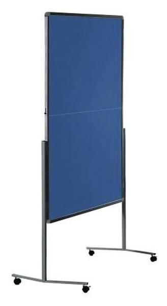 LEGAMASTER Moderatorentafel Premium blau/grau 7-205200 120x150cm