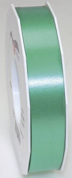 Ringelband Polyspleissband 25 mm x 91m, grün