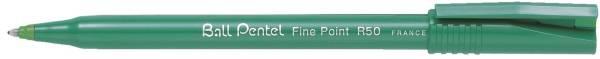 Tintenroller Ball R50, 0,4 mm, Schreibfarbe grün®