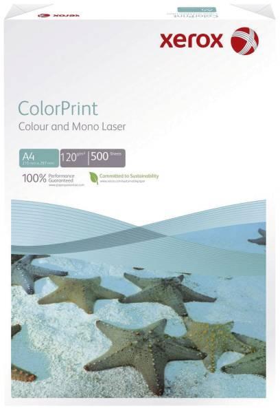 XEROX Kopierpapier A4 120g 500Bl ws Color Print 003R96602