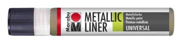 Metallic Liner Metallic Schlamm 747, 25 ml