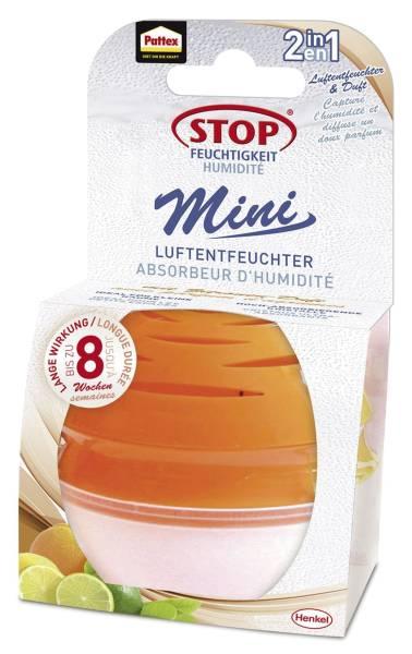 PATTEX Luftentfeuchter Pattex Mini zitrus 9H PLGMZ