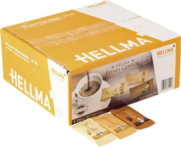 HELLMA Konferenzgebäck 3er Mix 70101544 200x5,6g