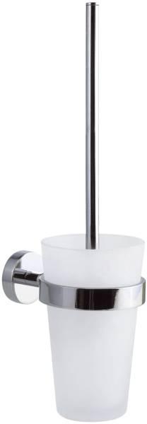 TESA WC-Bürste Garnitur chrom/Glas 40316-00000-00 Smooz