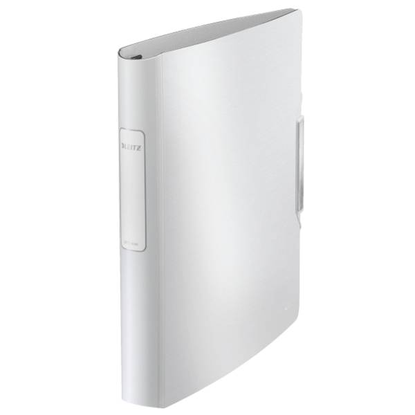 Ringmappe Style A4 arktik weiß