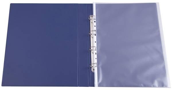 Prospekthülle A3 hoch 80mym genarbt, 10 Stück