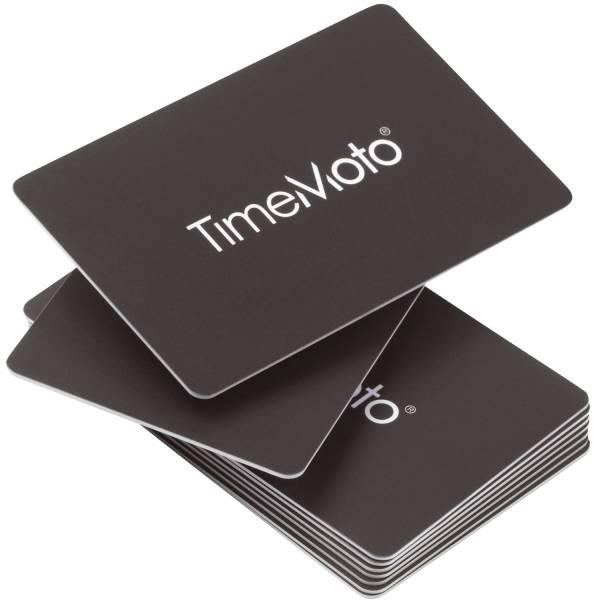 TIMEMOTO Speicher Karte RFID 25 Stück 125-0603
