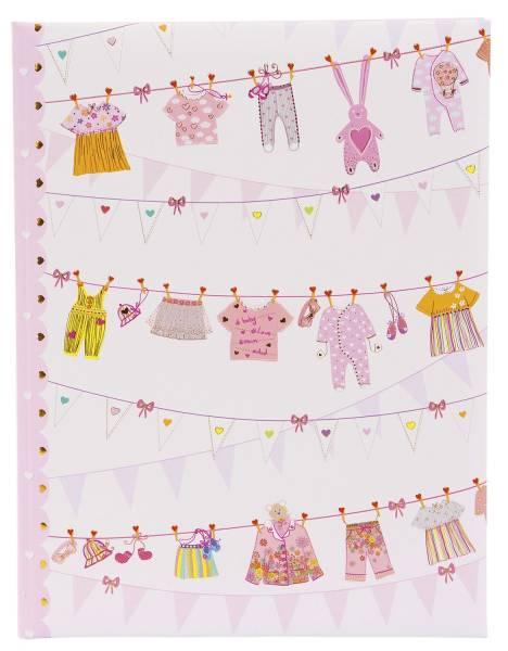 TURNOWSKY Babytagebuch Sweet Girl 11457 23x25cm