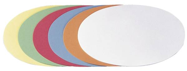 FRANKEN Moderationskarte oval sortiert UMZS111999 300ST skl