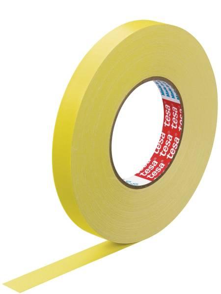 Gewebeband 19mmx50m gelb