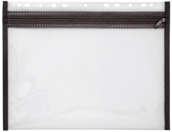 VELOFLEX Reißverschlusstasche XS schwarz 4354 080