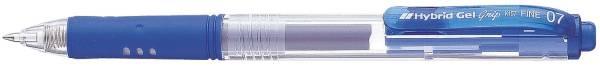 PENTEL Gelschreiber Hybrid Grip blau K157-C Onliner