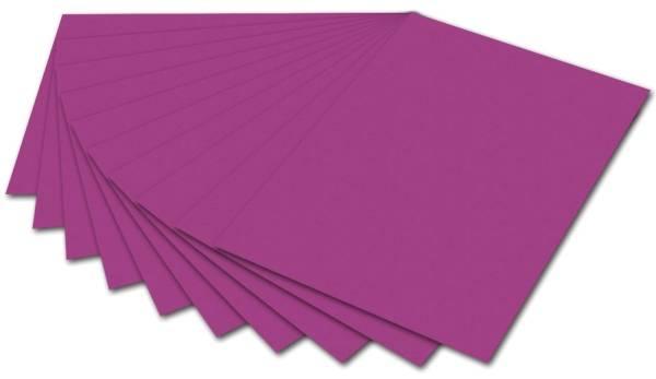 Tonpapier A4, eosin