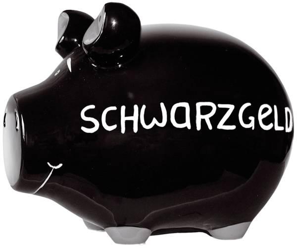 KCG Spardose Schwein mittel 101053 Schwarzgeld