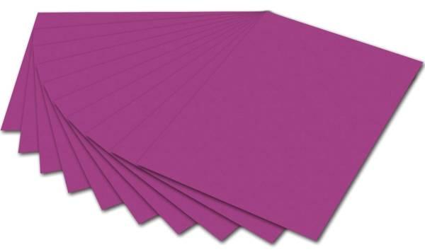 Tonpapier 50 x 70 cm, eosin