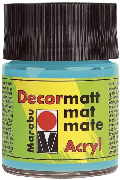 MARABU Decormatt Acryl karibik 1401 05 091 50ml