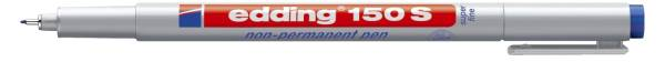 EDDING Folienstift 150S blau 150 003 non permanent