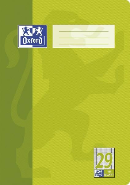 Heft A4 16 Blatt Lineatur 29