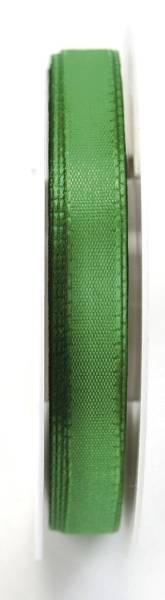 Basic Taftband 10 mm x 50 m, grün