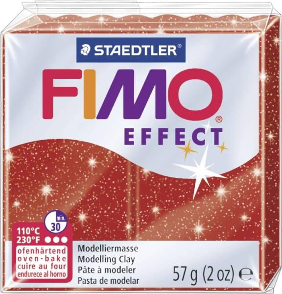 Modelliermasse FIMO soft 56 g, rot®