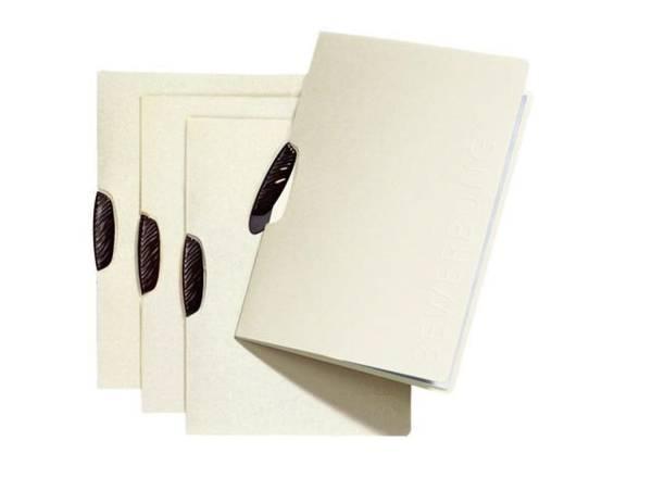 PAGNA Bewerbungsmappe Swing beige 22007-09